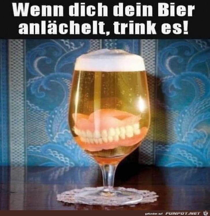 Wenn dich dein Bier...