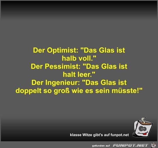 Der Optimist