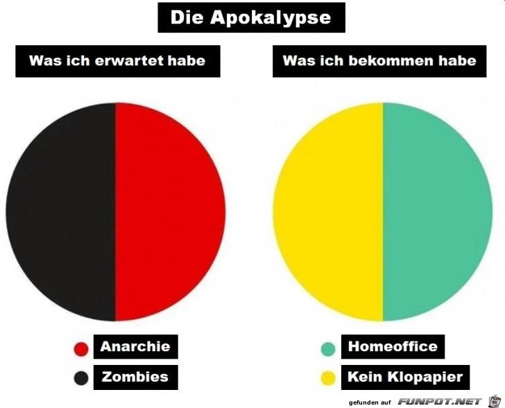 So sieht die Apokalypse aus
