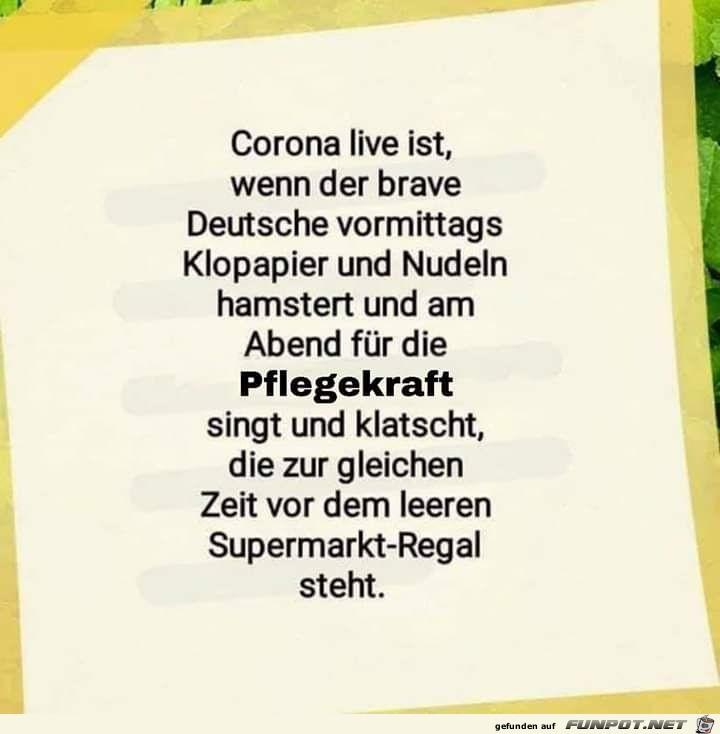 Corona Live