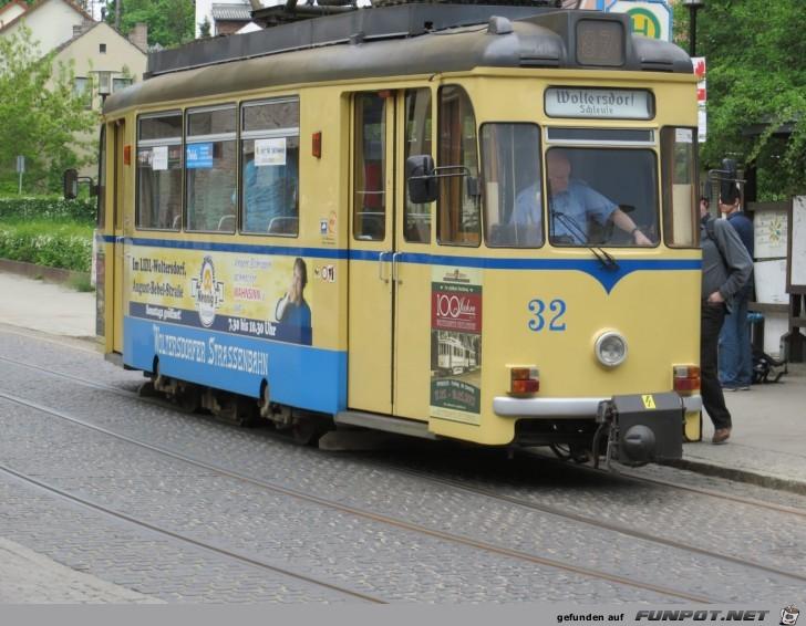 Alte Berliner Strassenbahn