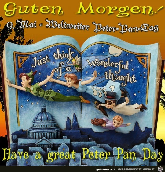 Peter Pan Tag