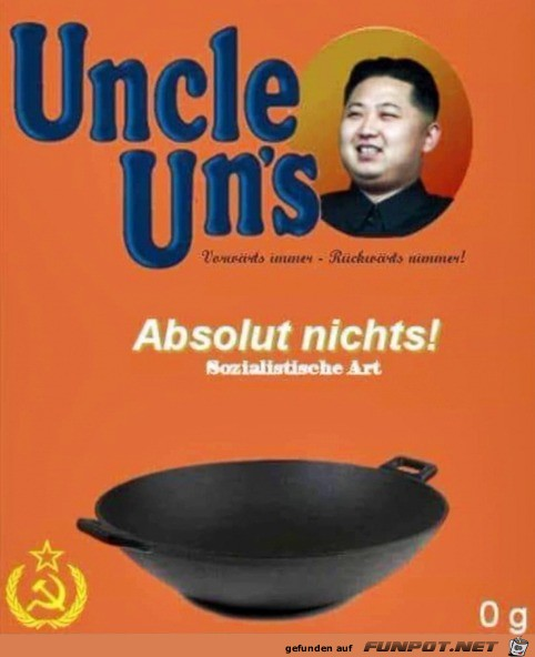 Uncle un's