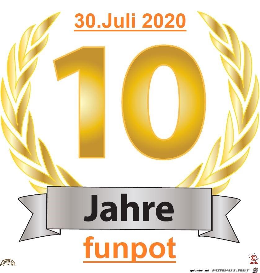 10 Jahre funpot
