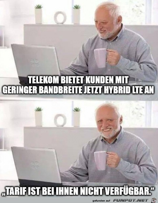 Hybrid LTE