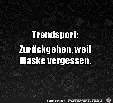 Neuer Trendsport