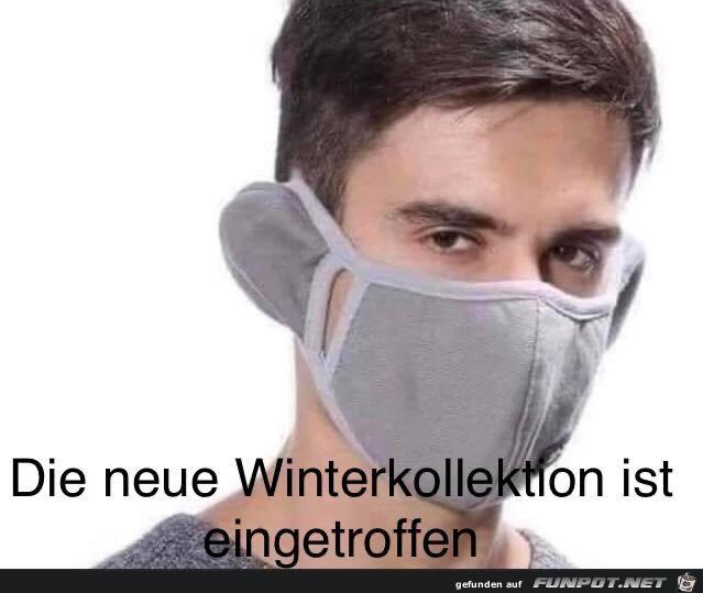 Neue Winterkollektion