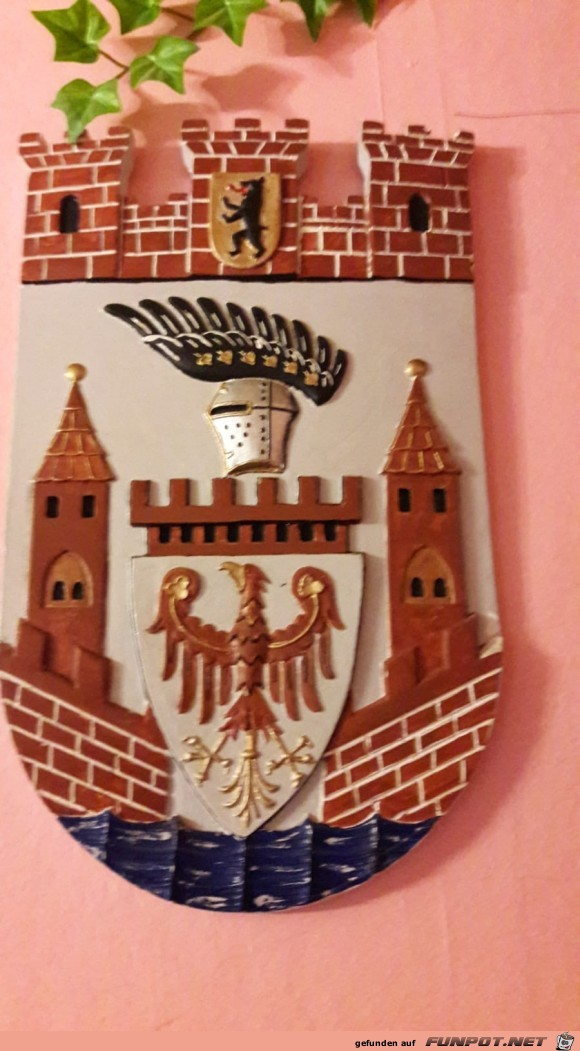 Das Wappen von Berlin-Spandau