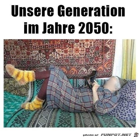 Wir im Jahr 2050