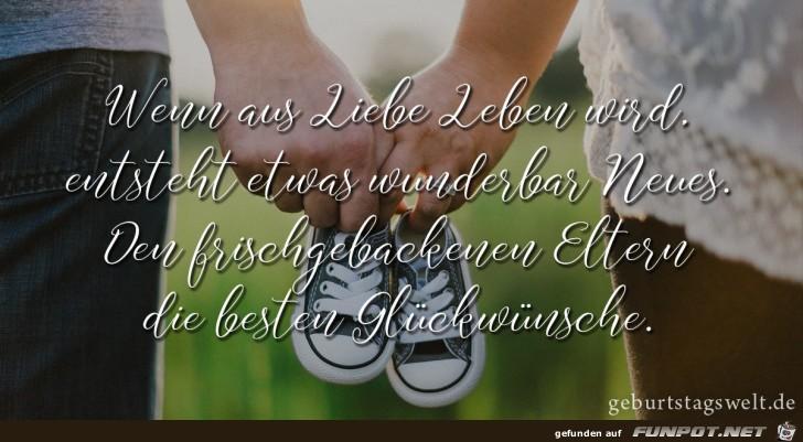 Wenn aus Liebe Leben wird