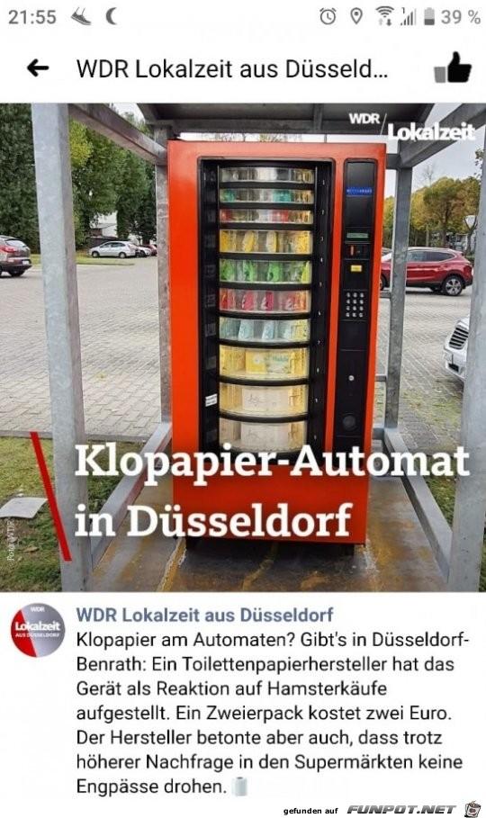 Lokalzeit im Duesseldorf