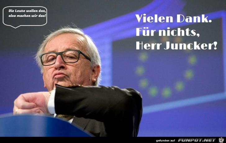 Juncker-Zeit