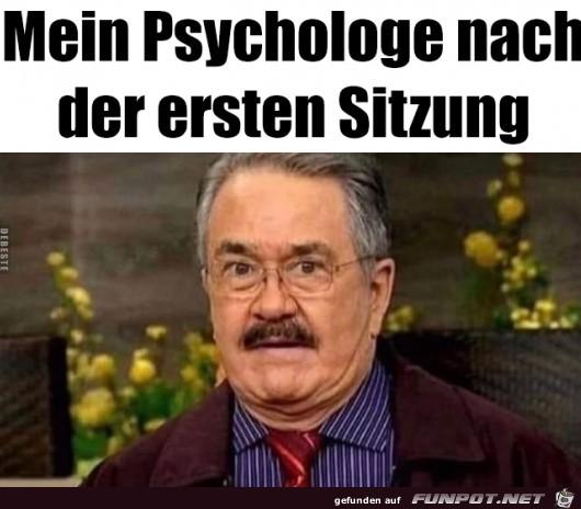 Mein Psyologe