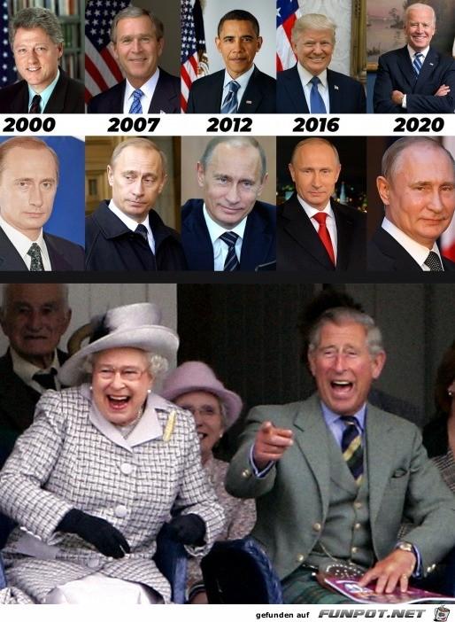 Da lachen die Royals