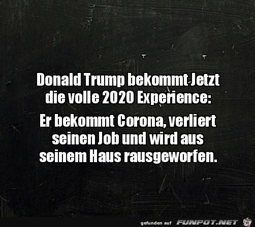 Trump und 2020