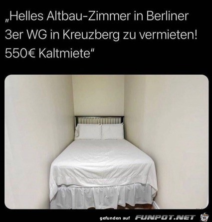 Tolles Zimmer