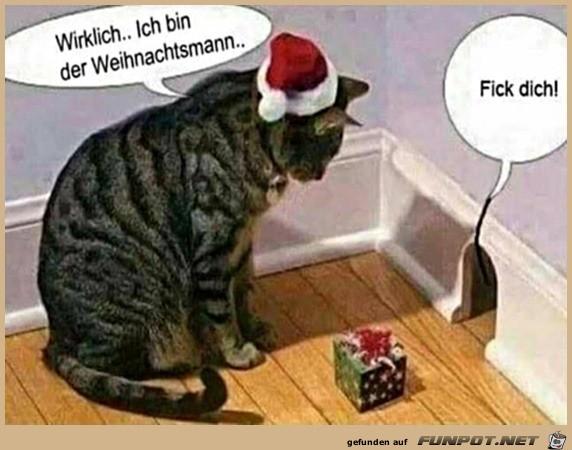 Ich Bin Der Weihnachtsmann