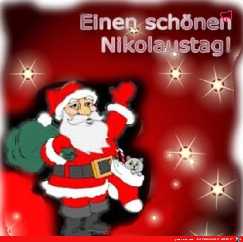 Einen schönen Nikolaustag