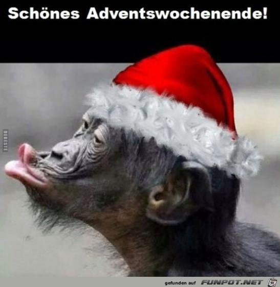 Schoenes Adventswochenende