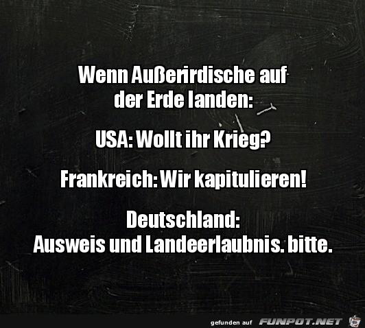 Typisch Deutschland