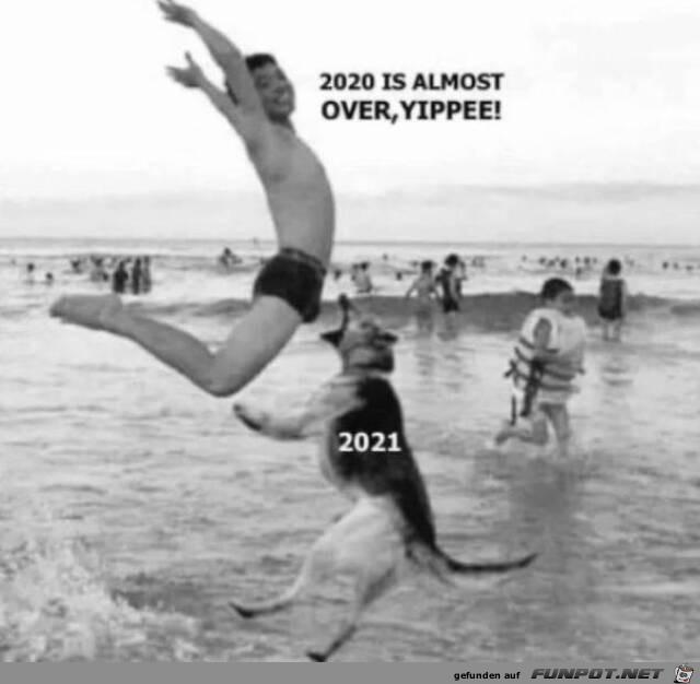 2020 ist fast rum