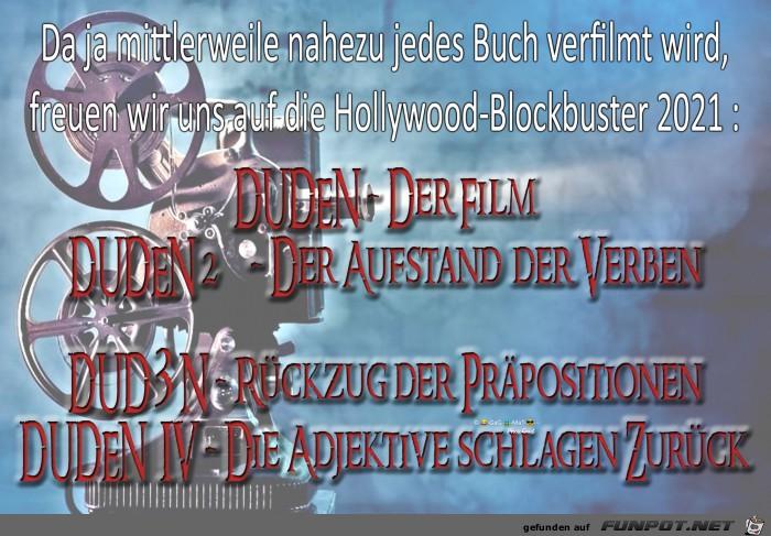 Blockbuster 2021