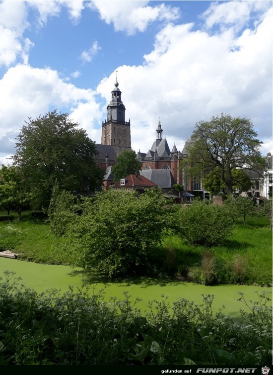 Zutphen - Holland Walburgis kirche
