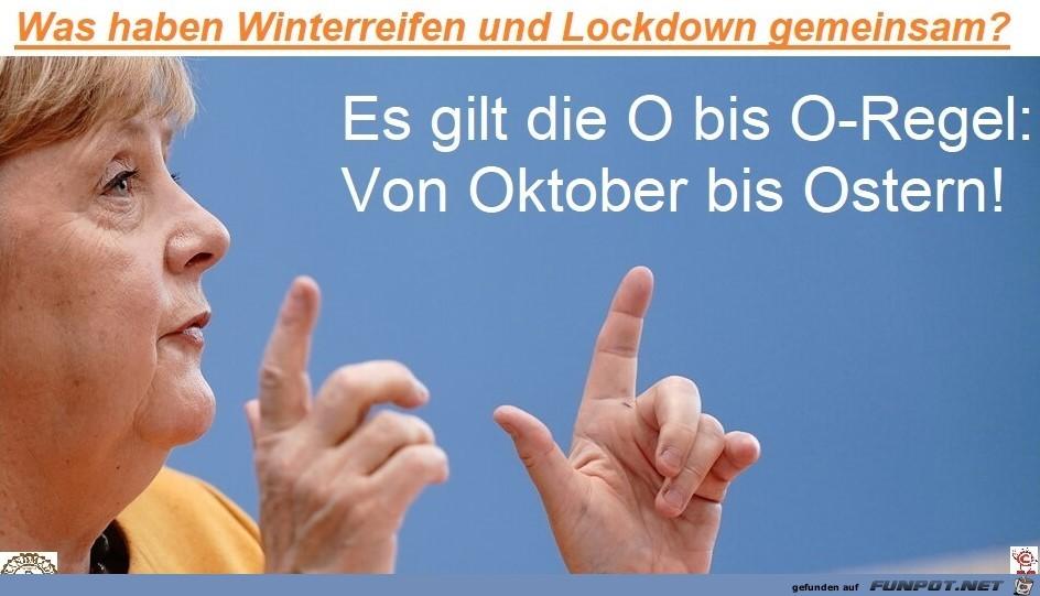 Ostern-Lockdown