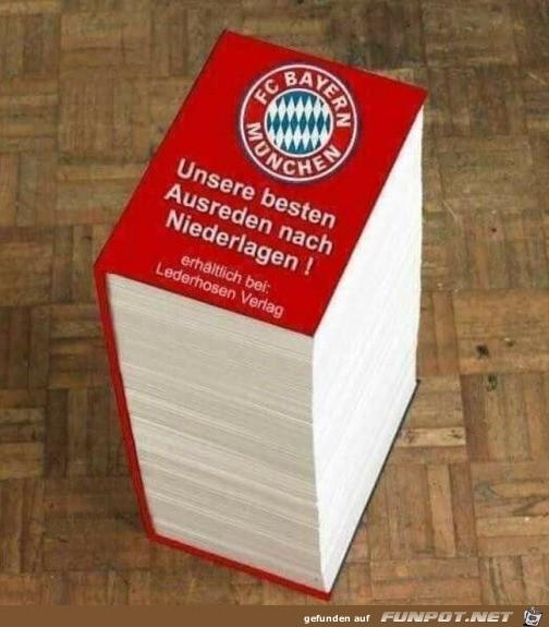 Bayern-Ausreden
