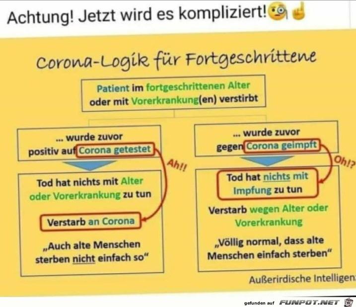 Corona-Logik