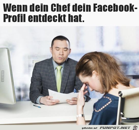 Dein Face-Book Profil