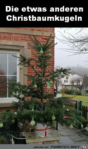 Die anderen Christbaumkugeln