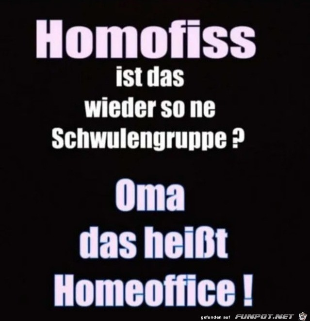 Homofiss