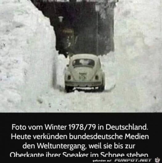 Das war noch ein Winter
