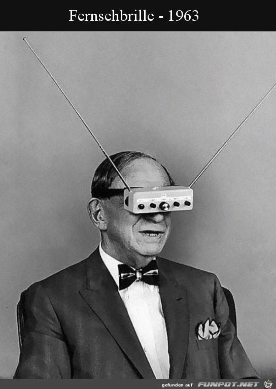 Fernsehbrille 1963