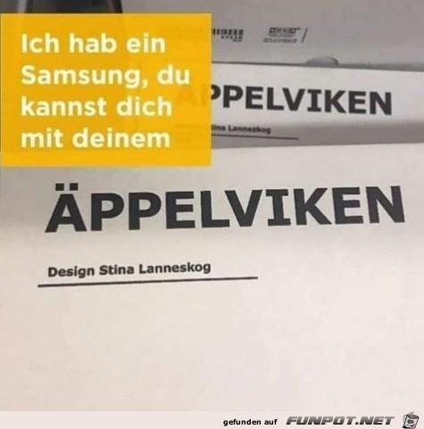Ich hab ein Samsung
