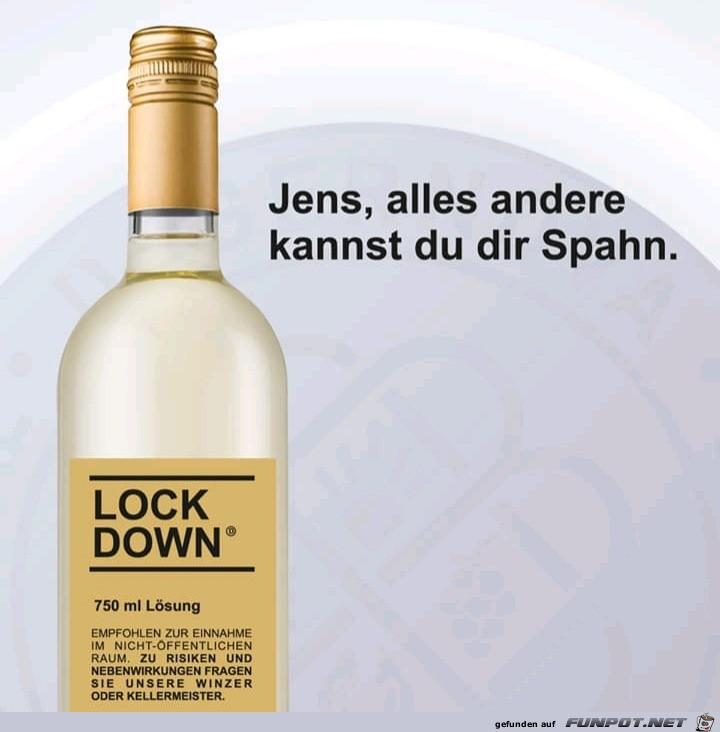 Lockdown-Lösung