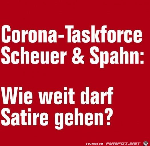Corona-Taskforce