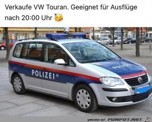 Verkaufe VW Touran