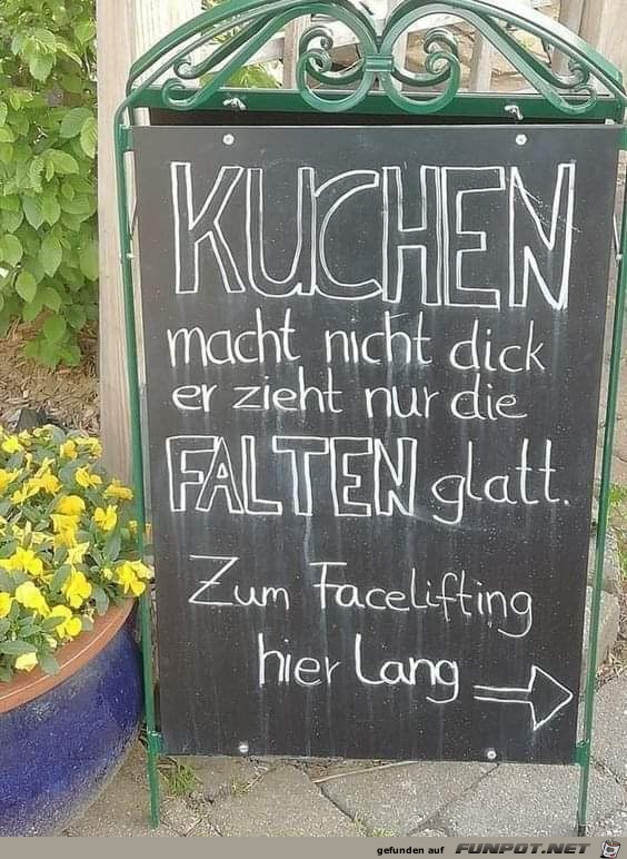 Tolles Facelifting