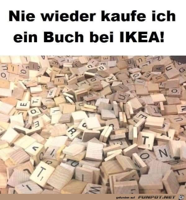 Buch von Ikea