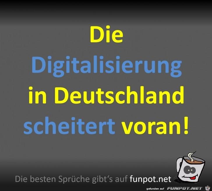 Die Digitalisierung