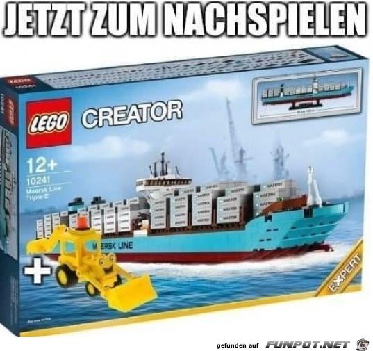 Lego zum Nachspielen