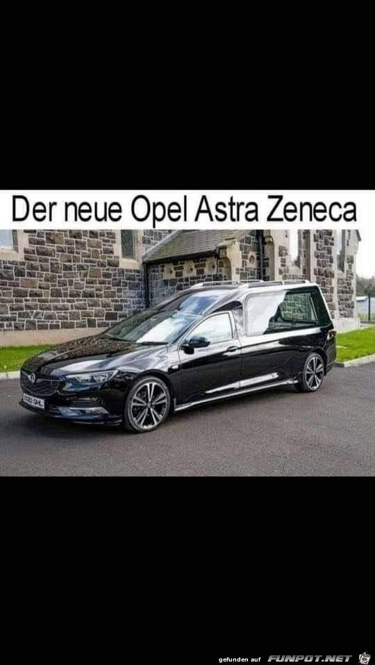 Der neue Astra Zeneca