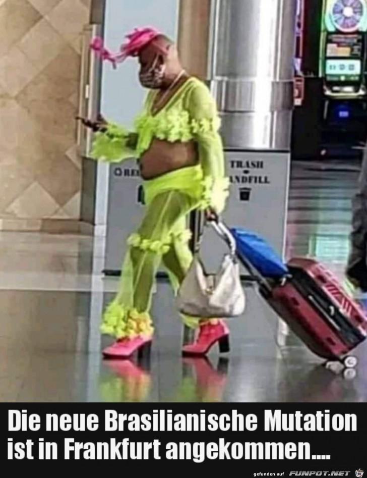 Brasilianische Mutation