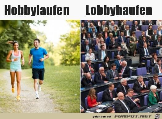 Hobbylaufen