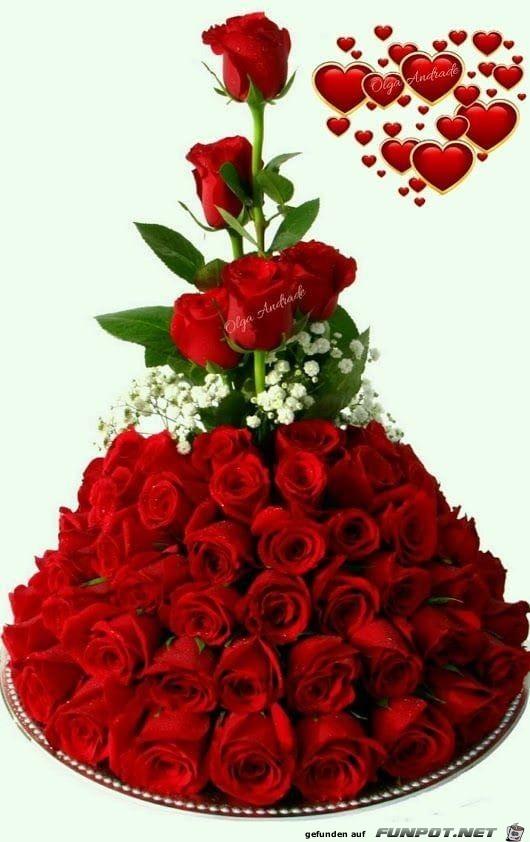Liebe Rosengruesse