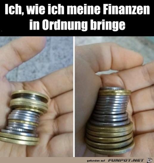 Meine Finanzen