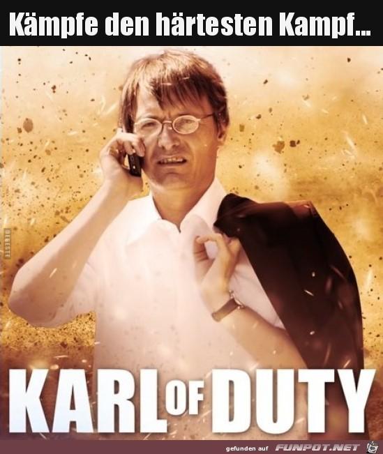 KARL of DUTY