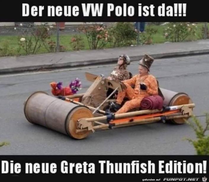 Der neue Polo ist da